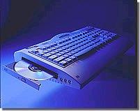 PC in toetsenbord