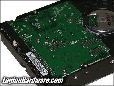 Western Digital 100GB 7200rpm
