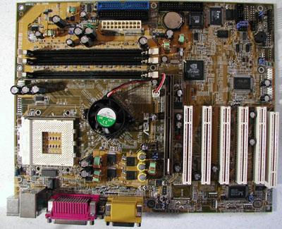 A7N266-E nForce 420