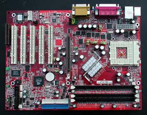 MSI K7N 420 Pro