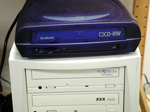 Iomega CDRW6402EXT-B 'Panther'