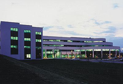 Dresden Fab 30 exterior - dusk