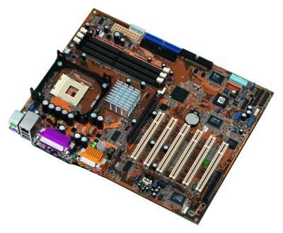 Asus P4B266 moederbord