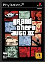 Grand Theft Auto 3 (poster)