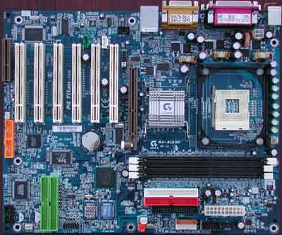 Gigabyte P4 Titan DDR (GA-8IRXP)