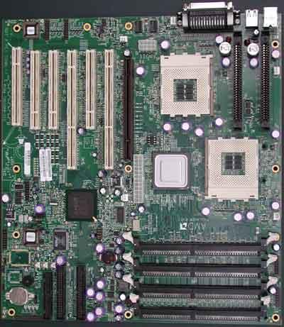 AMD 760MPX referentie moederbord