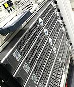 1U Dell rackmounts @ TrueServer (klein, hoger)