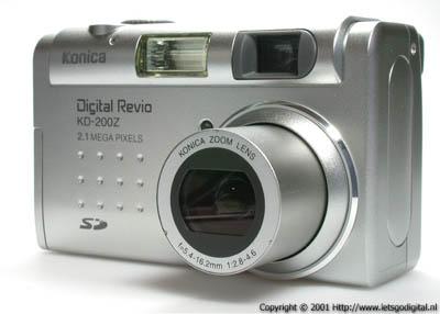Kinica Revio KD-200Z