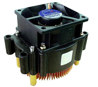 Zalman CNPS5005-Cu CPU koeler