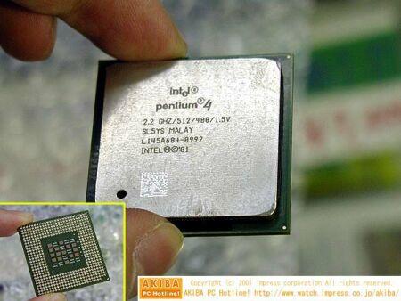 2,2GHz Pentium 4 Northwood
