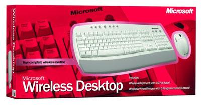 Microsoft Wireless Desktop