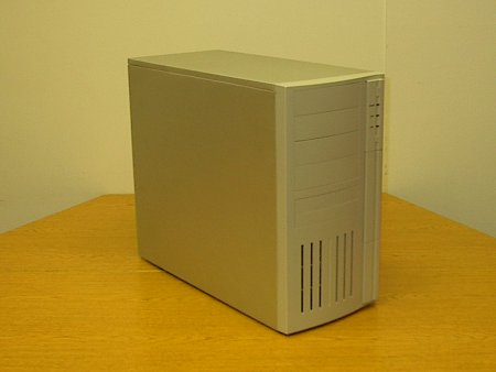 Global WIN YCC-61F1 server case front