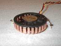 Titan TTC-CUV1AB (Copper Chipset Cooler)
