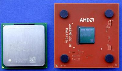 AMD XP vs Intel Northwood