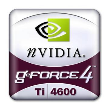 GeForce 4 Ti 4600 logo