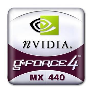 GeForce 4 MX 440 logo