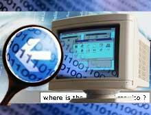 Zoeken op het Internet