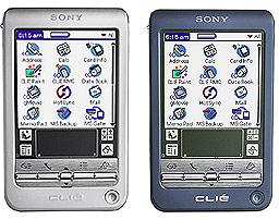 Sony Clie PEG-T615C