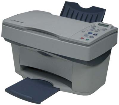 Lexmark X83 All-in-One printer/scanner