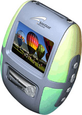 BANTAM BA800 MP3 PLAYER DRIVER