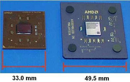 AMD Athlon PGA vs mPGA behuizing