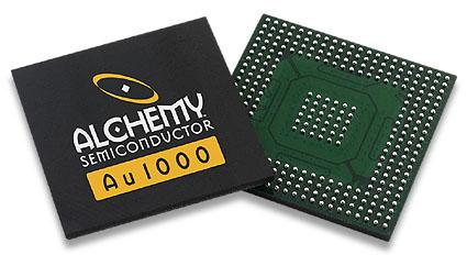 Alchemy Semiconductor Au1000 perspic