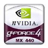 GeForce 4 MX 440 (klein) logo