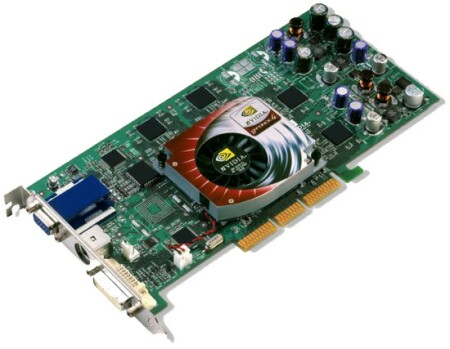 GeForce4 Ti 4600