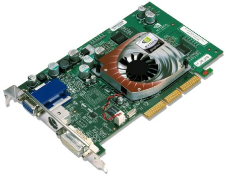 GeForce4 MX 460