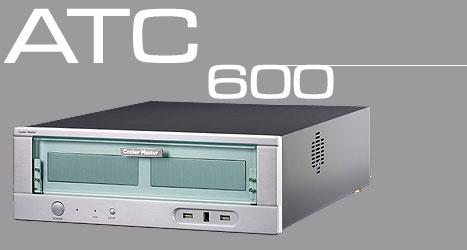 Coolermaster ATC-600 desktopcase