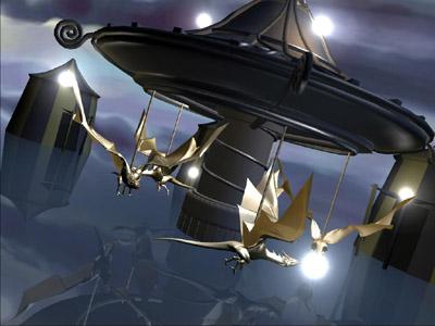 3DMark2001 Second Edition Screenshot