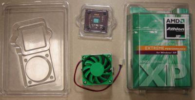 Boxed Athlon XP