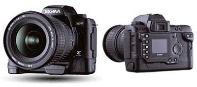 Sigma SD9 Digital SLR
