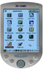 Kaii Linux PDA