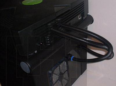 Watergekoelde Xbox