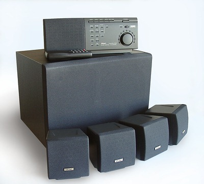 TEAC PowerMax 2000 Active 5.1 Acoustic System
