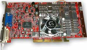 Gigabyte Maya AP64D-H Radeon 8500