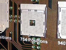 AMD Socket 754 voor ClawHammer (klein)