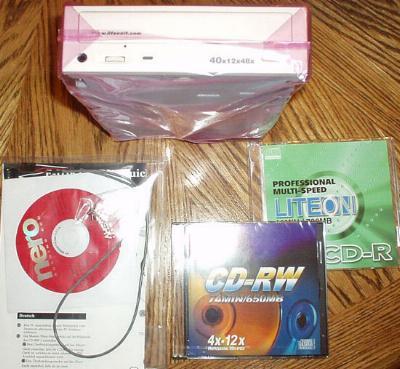 40X/12X/48X CD-RW DRIVE LTR-40125S