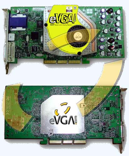 eVGA GeForce4 Ti 4600 (ASC2)