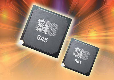 SiS 645 chipset persfoto
