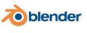 3d blender logo