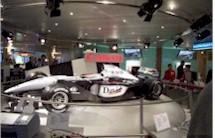 Canon's McLaren Formule 1 bolide