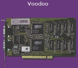 3dfx Voodoo