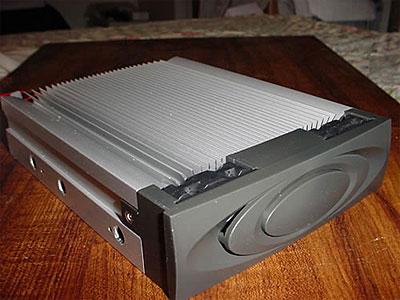HC-720 aluminum hardeschijf koeler