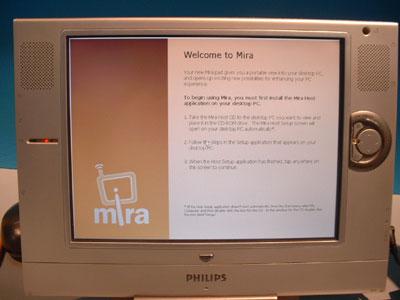 Microsoft Mira