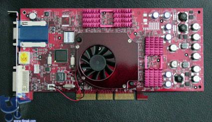 Gainward GeForce4 Ti4400 PowerPack! Ultra/700XP Golden Sample