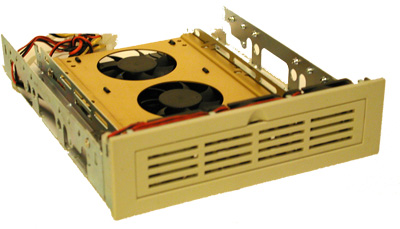 Five Fan HDD Cooler