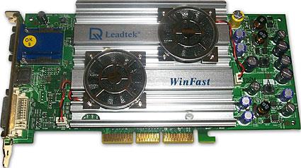 Leadtek WinFast A250Ultra TD