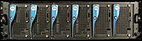 Dell PowerEdge 1655MC blade server - voorkant